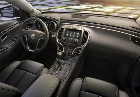 Buick LaCrosse 2014 interior