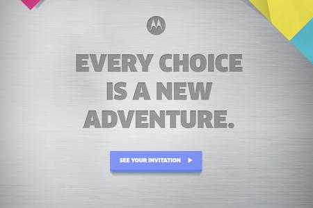 Motorola nos invita a un evento el 4 de septiembre, nuevos dispositivos en camino