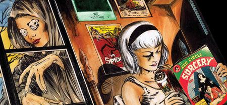 Tras el éxito de 'Riverdale' vuelve Sabrina, la bruja adolescente, con una serie de terror