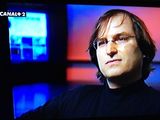 Steve Jobs entrevista canal+