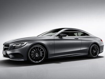 "Mercedes-Benz Clase S Coupé ""Night Edition"", llega la versión con tonos nocturnos"