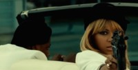 Fan de Beyoncé, Jay-Z y su película fake, RUN