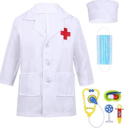 disfraz de medico