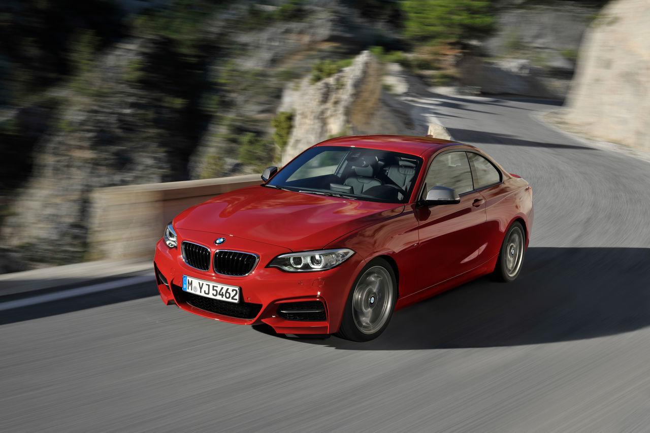 Foto de BMW Serie 2 Coupé (5/55)