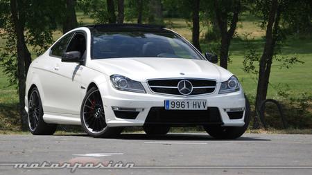 Algo ha cambiado en Mercedes-Benz AMG, la prueba (parte 2)