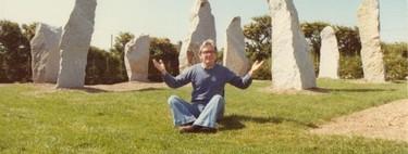 El Stonehenge que se construyó un hombre en su propio jardín