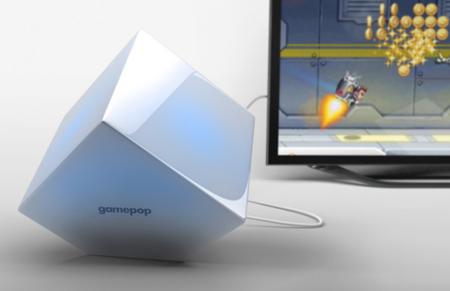 Gamepop es una nueva consola con Android que funciona a base de suscripción