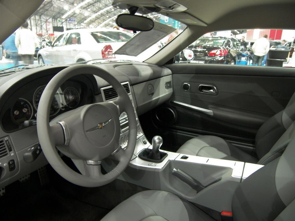 Foto de Chrysler Crossfire en el Salón de Vigo (7/14)