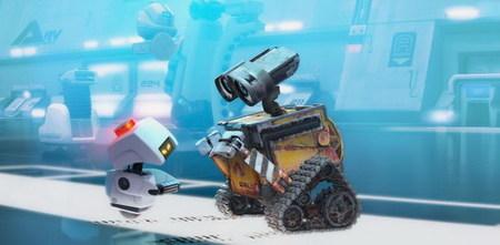 'WALL-E', Pixar, otro mundo