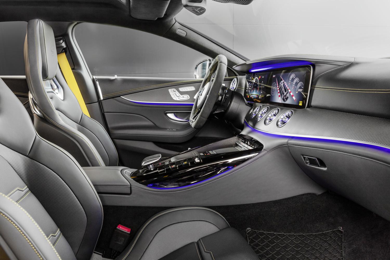 Foto de Mercedes-AMG GT 4 puertas Edition 1 (1/7)