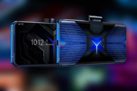 Lenovo Legion Phone Duel: el primer móvil gaming de Lenovo es una bestia con cámara pop-up lateral y hasta 16 GB de memoria RAM