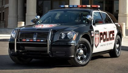 2006 Dodge Magnum Police Interceptor