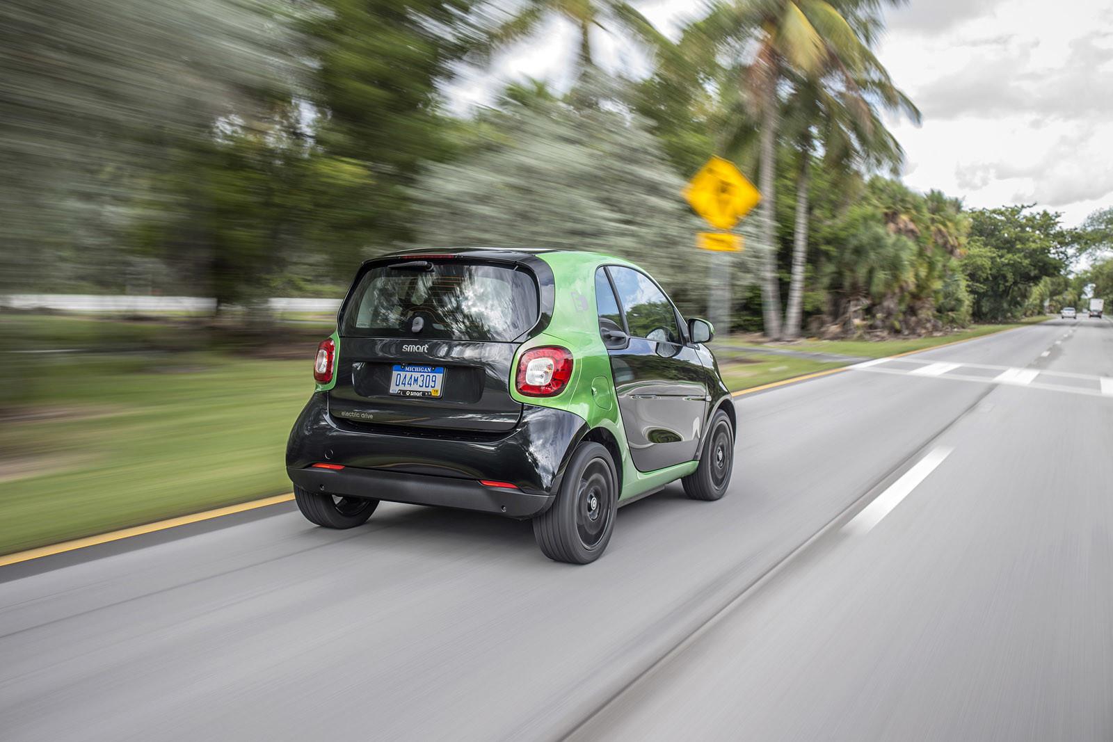 Foto de smart fortwo Electric Drive, toma de contacto (220/313)