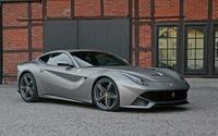 Ferrari F12 Berlinetta Titanium Matte Metallic by Cam Shaft