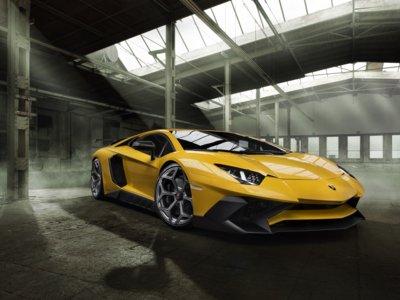 Te vas a despertar entre sudores por culpa del Lamborghini Aventador SV de Novitec Torado