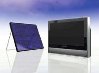 Televisor solar de Sharp de 26 pulgadas