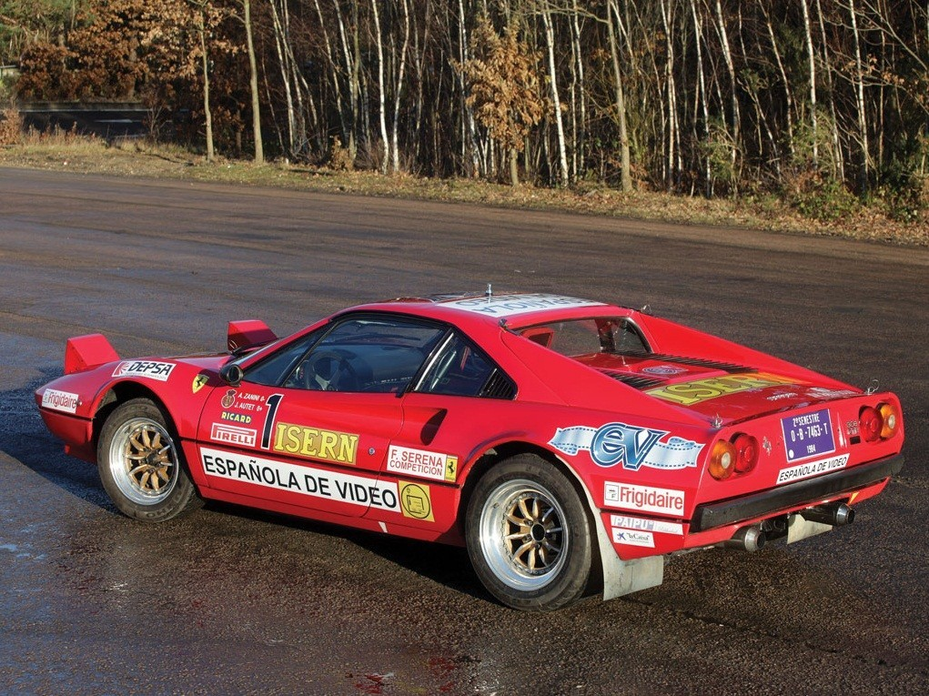 Ferrari 308 GTB Grupo B