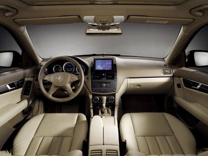 Mercedes Clase C 2007 Elegance