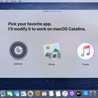 Retroactive, la app que permite usar Aperture, iPhoto e iTunes en macOS Catalina