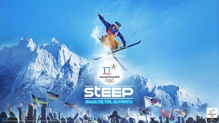 La expansión de Steep: Road to the Olympics y los nuevos deportes extremos llegarán el 5 de diciembre [E3 2017]