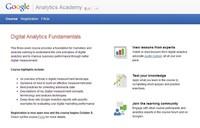 Google pone en marcha la Analytics Academy, para aprender gratis online