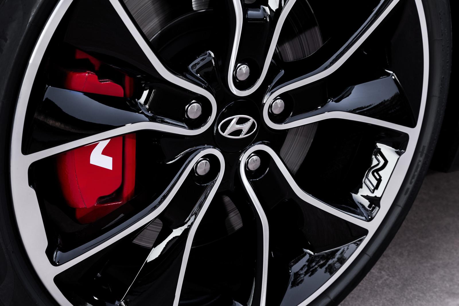 Foto de Hyundai i30 Fastback N 2019 (presentación) (7/125)