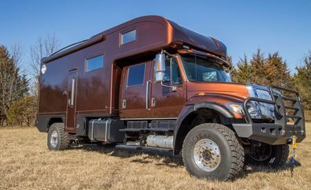 Inmensa, todoterreno y con cama king-size: la última autocaravana de Global Expedition es un capricho de 600.000 euros