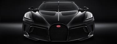 Los coches más caros del mundo: del Ferrari LaFerrari FXX-K al Bugatti 'La Voiture Noire'