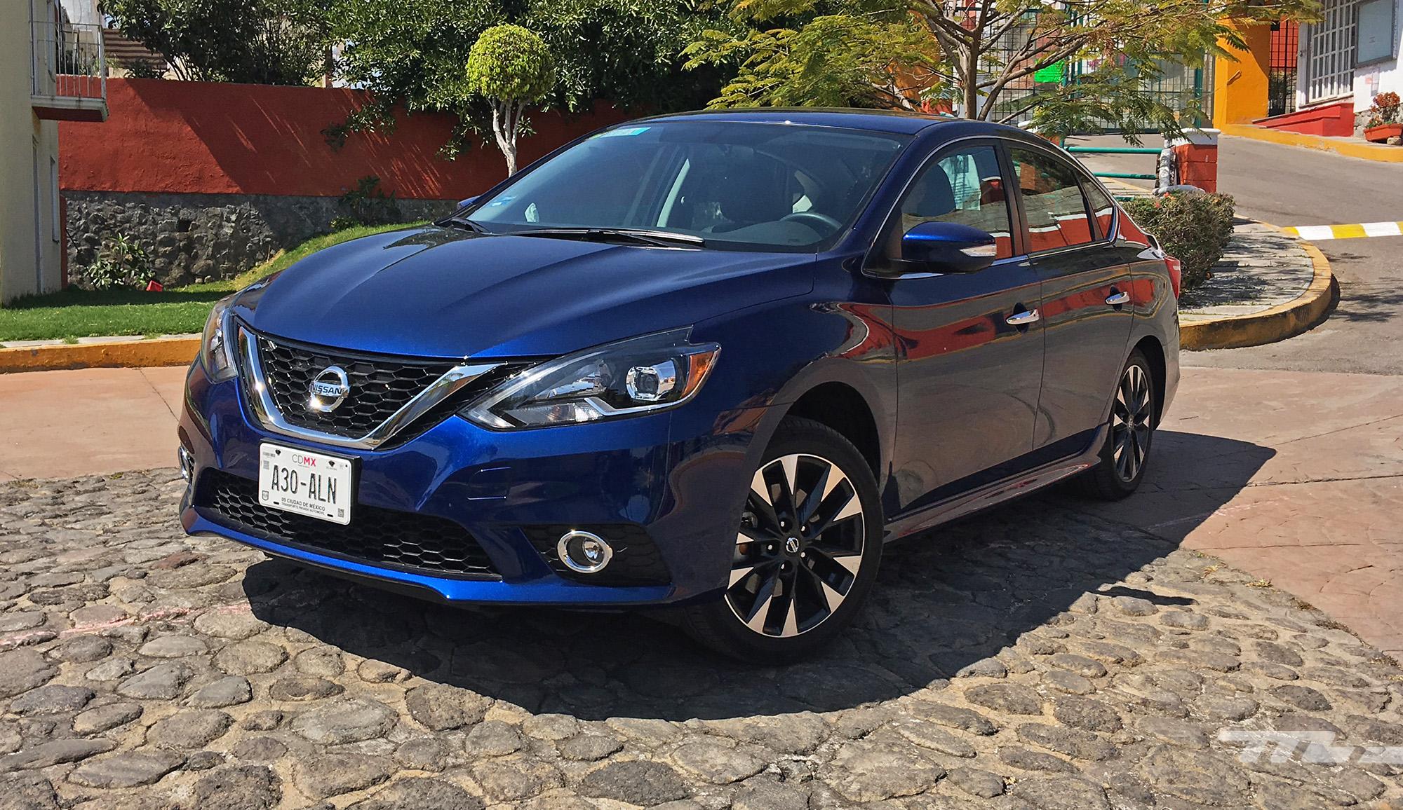 Nissan Sentra SR Turbo, a prueba: El superventas como ...