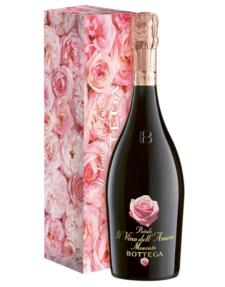 Bottega Petalo Il Vino Dellamore Moscato In Estuche Che Profuma Di Rose Astucciato 1508872 S420