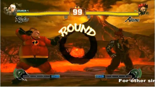Foto de 'Street Fighter IV' mods de personajes (18/23)