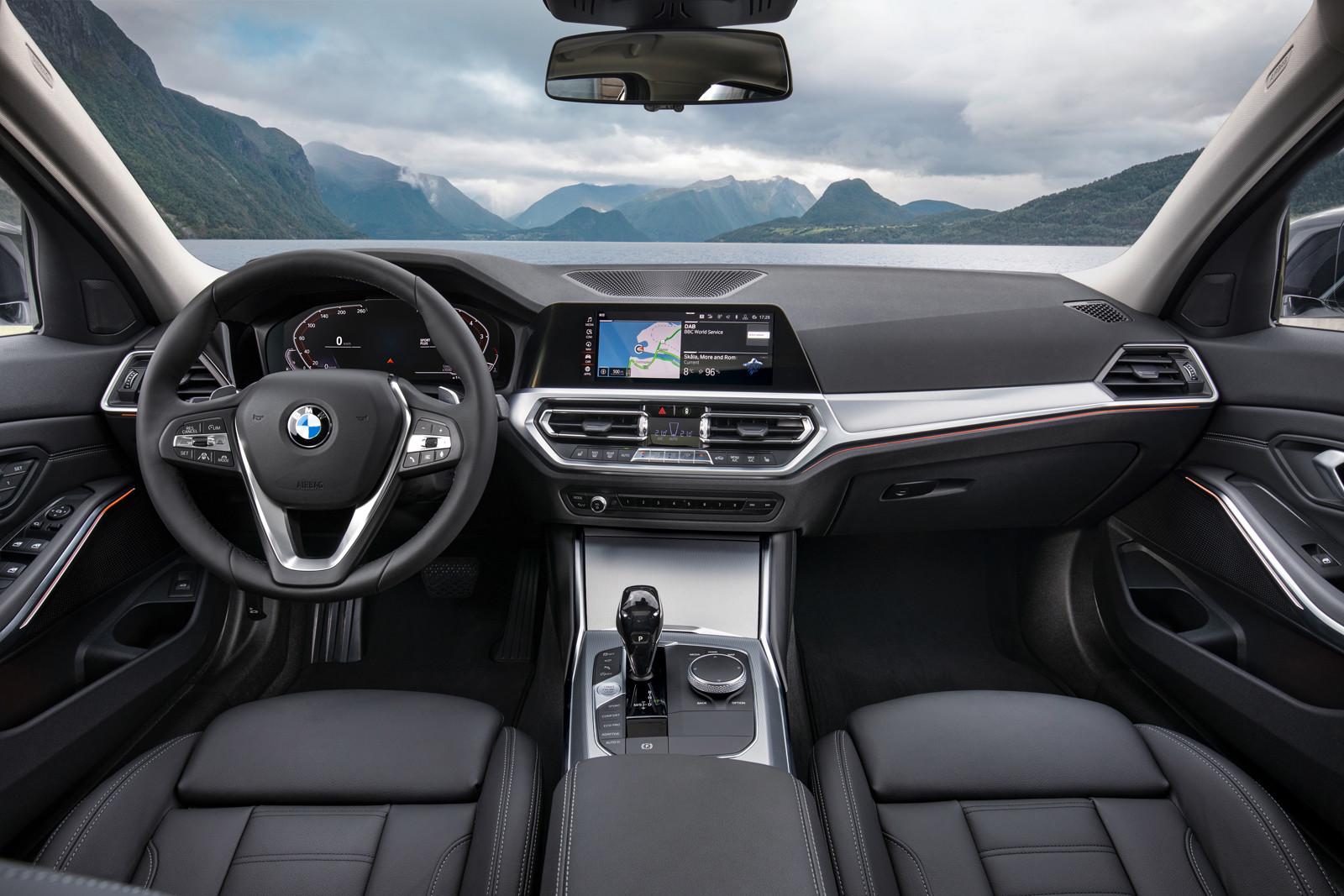 Foto de BMW Serie 3 2019 (74/131)