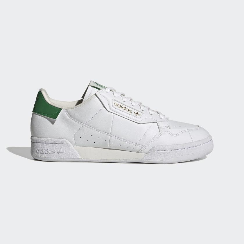 Zapatilla Continental 80 Blanco