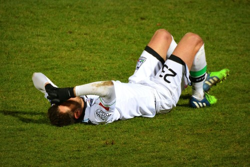 Cómo convivir con el dolor cuando eres deportista