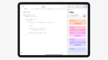 El desarrollo de apps con Swift mejora en iPadOS 15