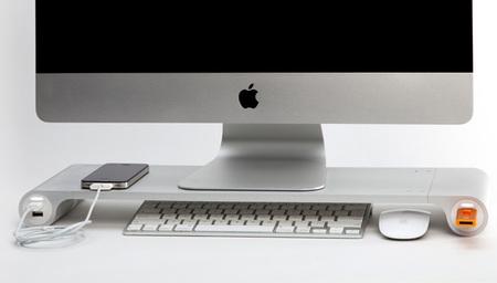 Space Bar, haciendo sitio en el escritorio