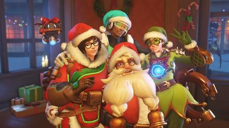 Inverlandia es el evento con el que Overwatch celebra la navidad