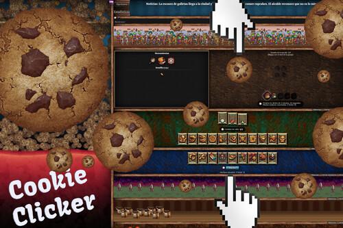 Lista de minijuegos de Cookie Clicker: qué ofrecen las galletas doradas