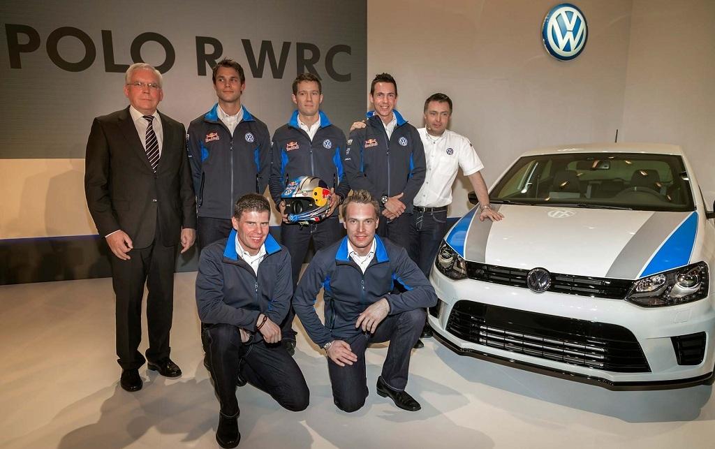 Foto de Volkswagen Polo R WRC (79/88)