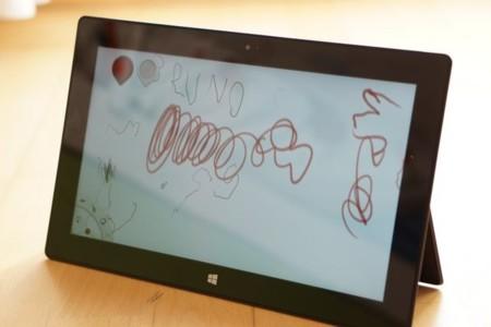 Dibujos Surface Pro con el lápiz