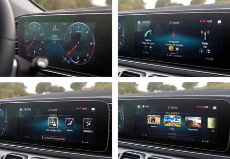 Instrumentos Mercedes 300 Gle