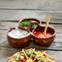 Paseo por la gastronomía de la red: recetas de antojitos mexicanos