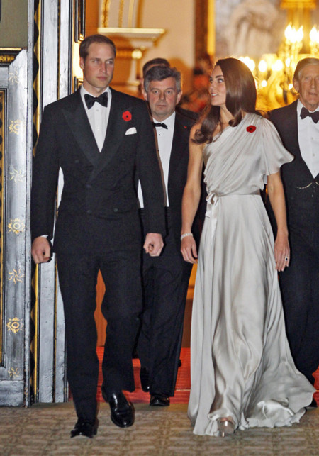 Largo Kate Middleton Jenny Packham