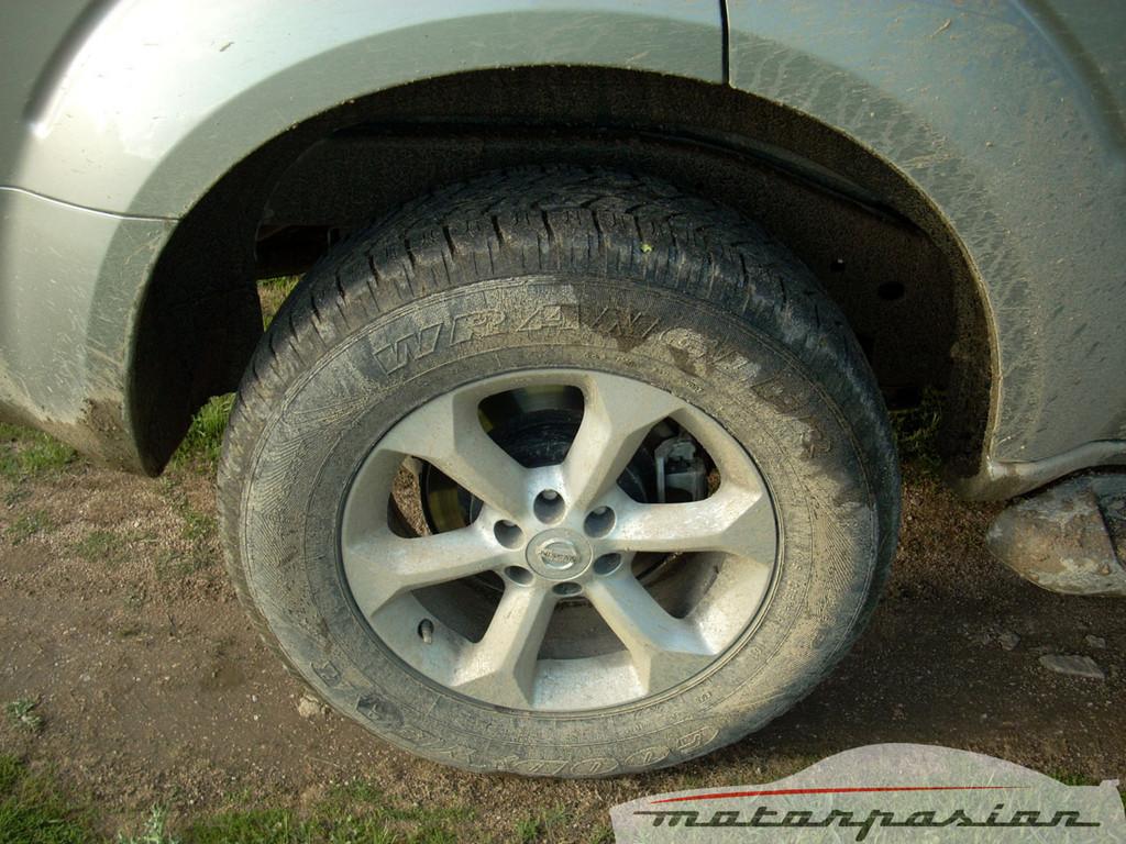 Foto de Nissan Pathfinder (prueba) (8/48)