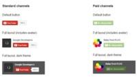 YouTube facilita la suscripción a canales por medio de un botón para nuestro sitio web