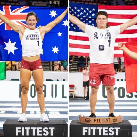 Tia Clair-Toomey y Justin Medeiros se han alzado con la victoria convirtiéndose en los ganadores de los CrossFit Games 2021