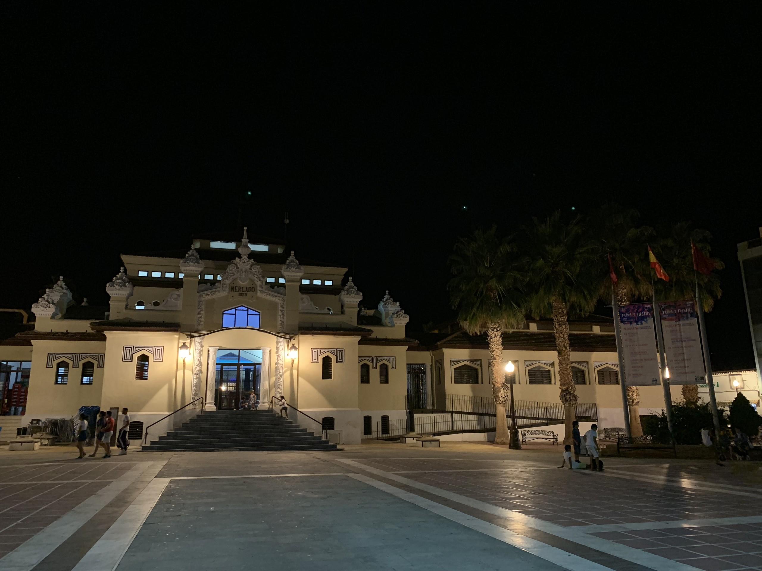 Foto de iPhone XS Max de noche (11/17)