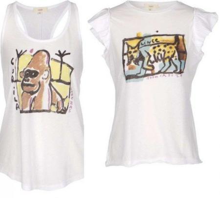 Nueva colección de camisetas de Hakei ilustradas por Jorge Cabezas