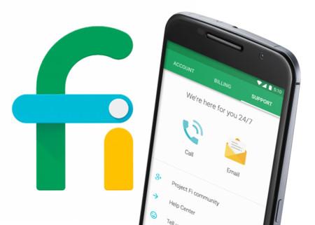 Google comparte invitaciones a Project Fi por tiempo limitado