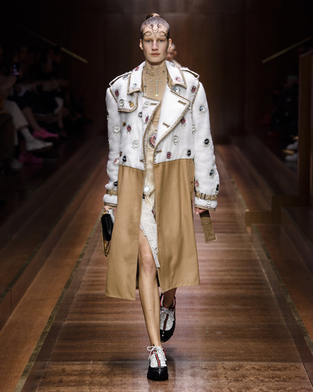 Burberry Autumn Winter 2019 Collection Look 37